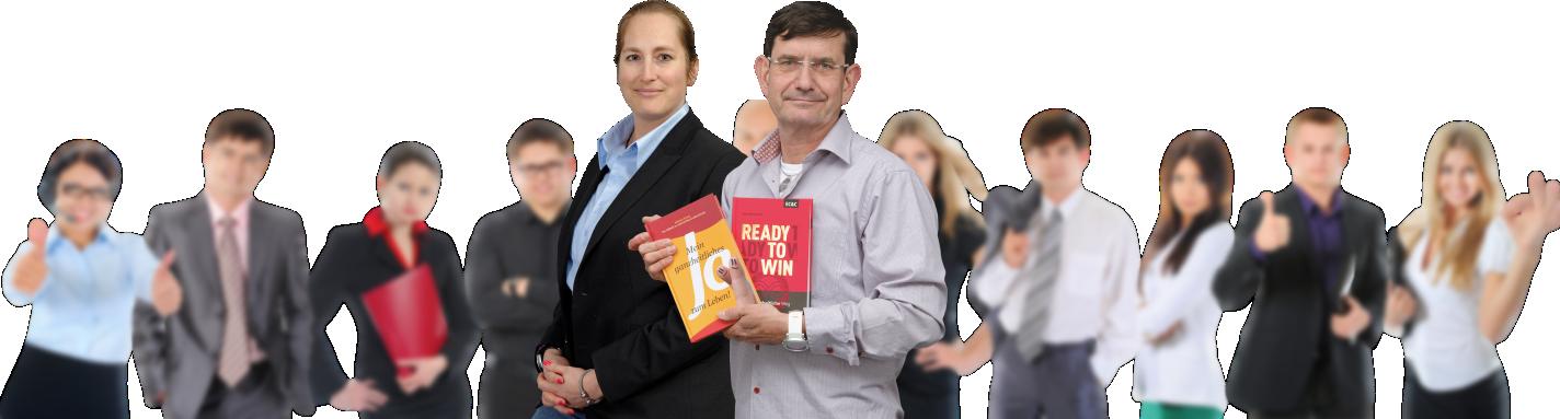 Ing. Katja Erhart-Viertlmayr, MBA und Michael Erhart