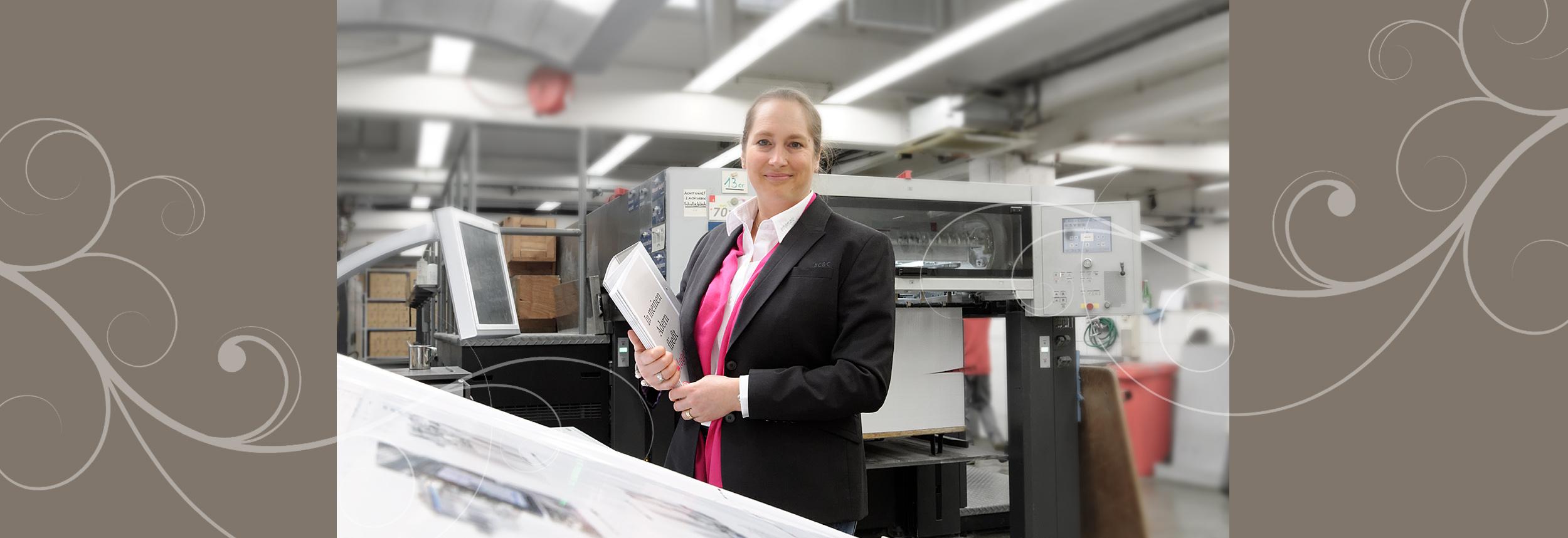 Ing. Katja Erhart-Viertlmayr, MBA, Unternehmensberaterin für das Druckgewerbe