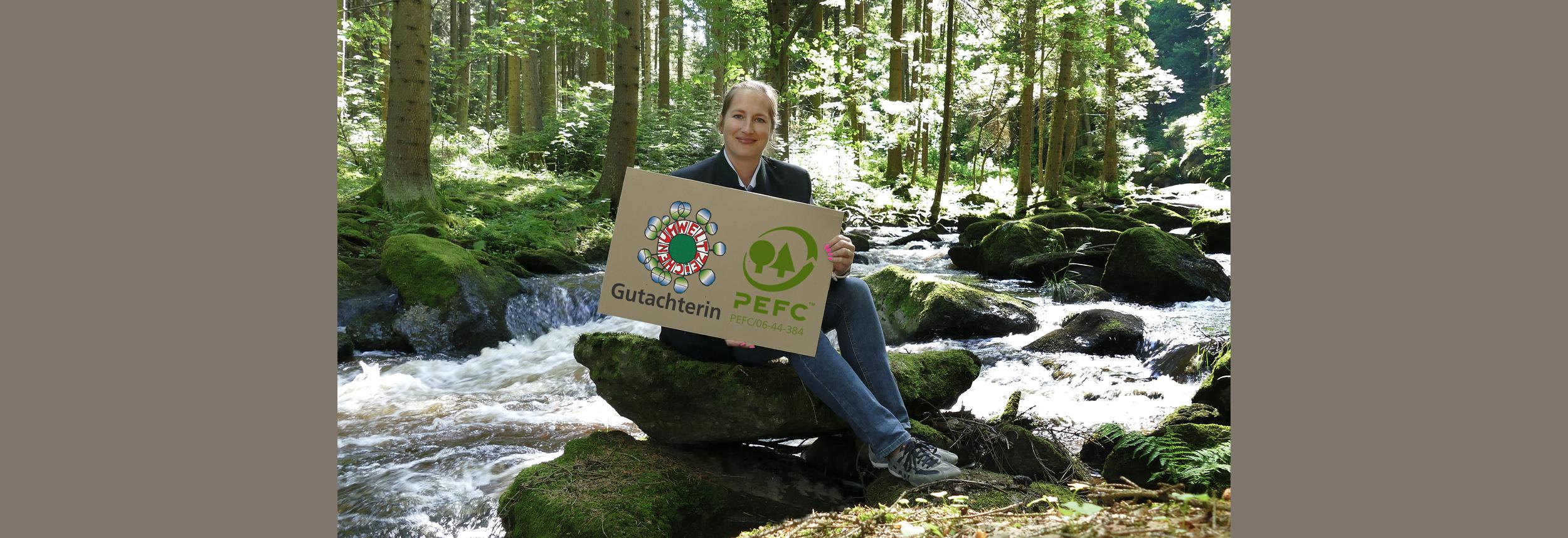 Ing. Katja Erhart-Viertlmayr, Gutachterin für das Umweltzeichen