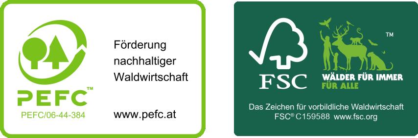EC&C Beratung für PEFC und FSC sowie Gruppenzertifizierung